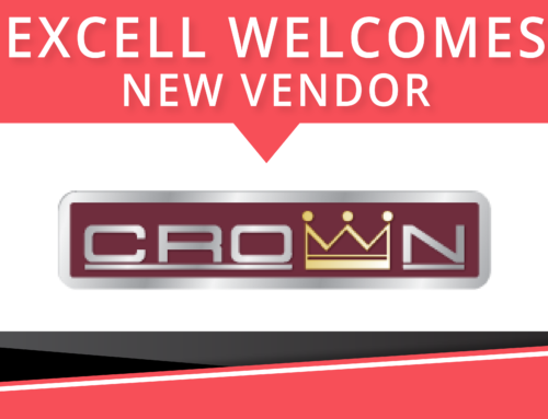 Excell Welcomes Crown Steam Group as Vendor Partner