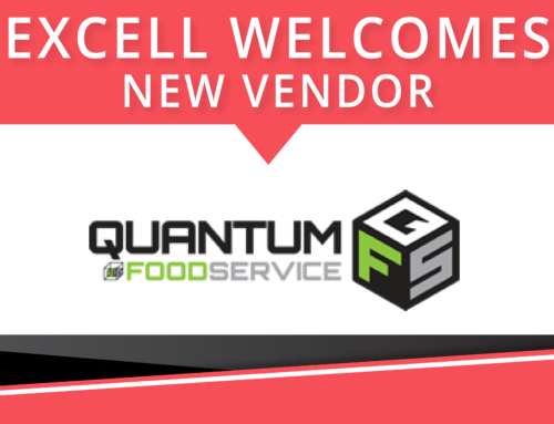 Excell Welcomes Quantum Foodservice as Vendor Partner