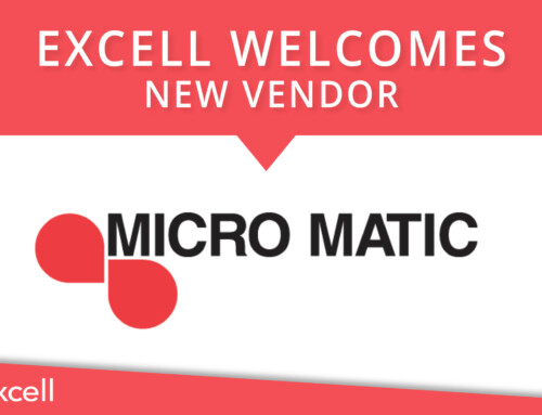 Excell Welcomes Micro Matic as Vendor Partner