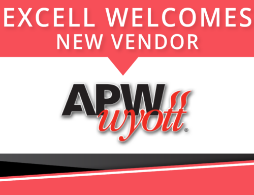 Excell Welcomes APW Wyott as Vendor Partner