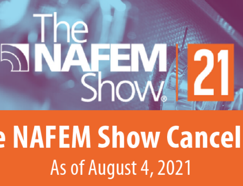 The NAFEM Show Cancelled